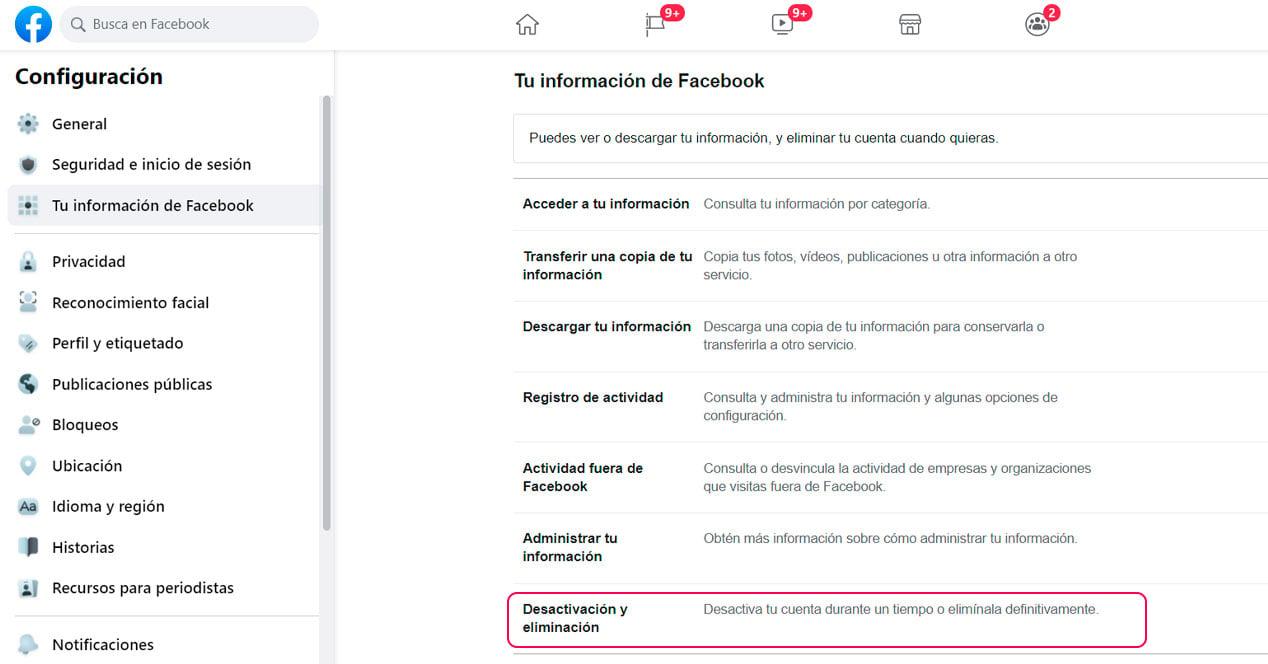 desactivar-cuenta-facebook