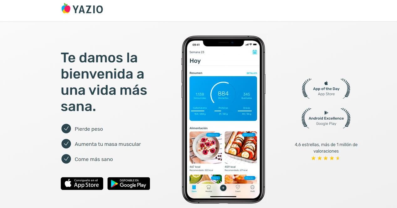 yazio-app-ayuno